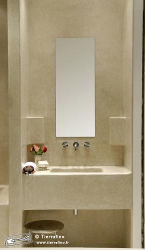 tadelakt | TADELAKT | Salle de bain, Tadelakt et Décoration ...