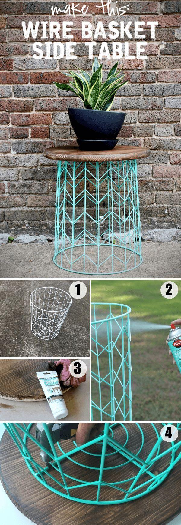 Y-Weave Basket Bin 11