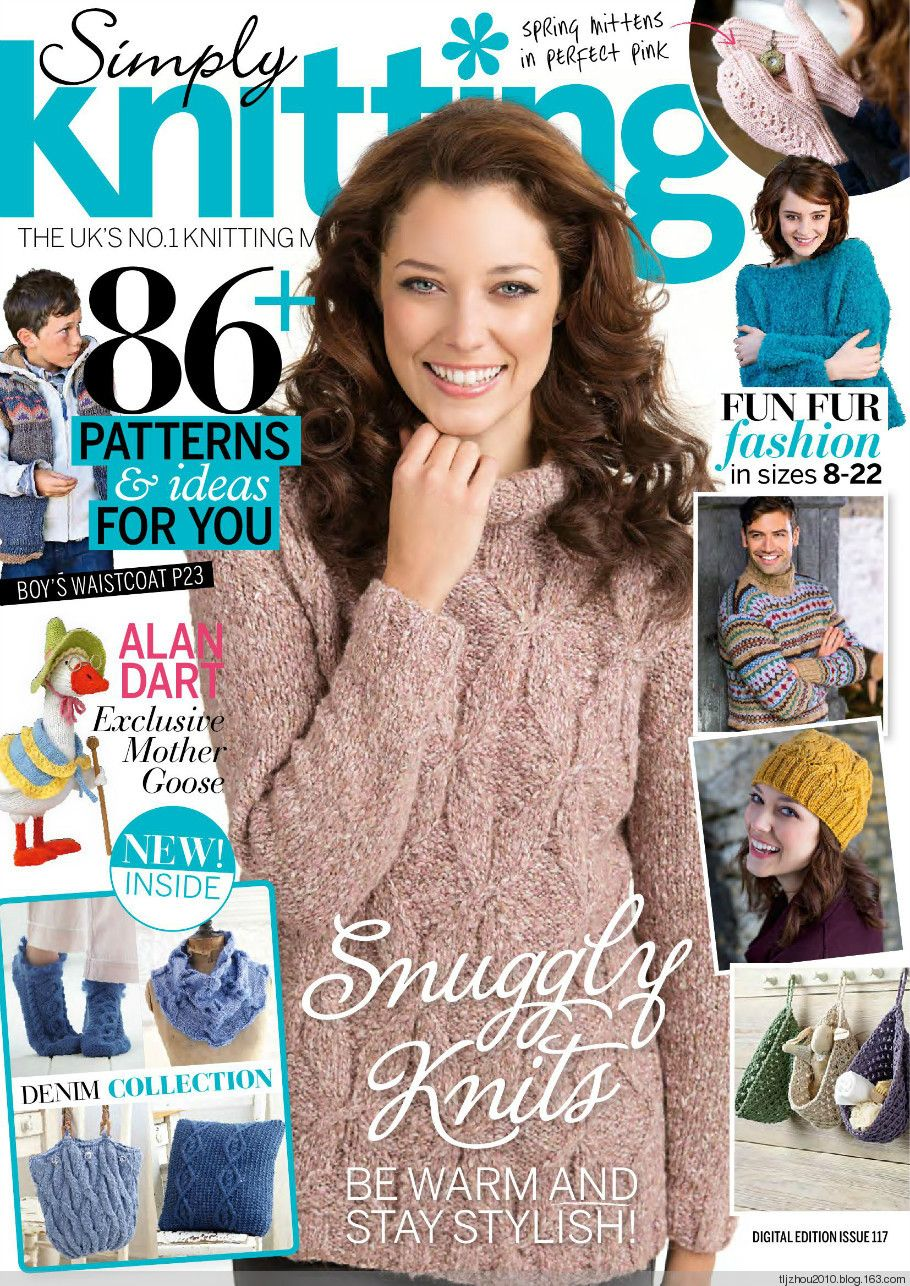 Buy Stylish simply knitting how many issues picture trends