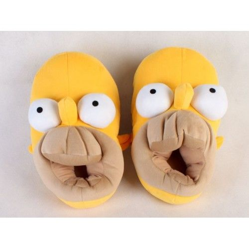 Pantoufles Simpson GuZrI