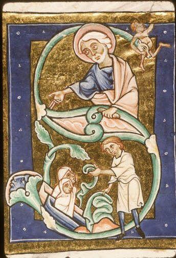 Paris, Bibl. Sainte-Geneviève, ms. 0010, f. 243 - vue 3
