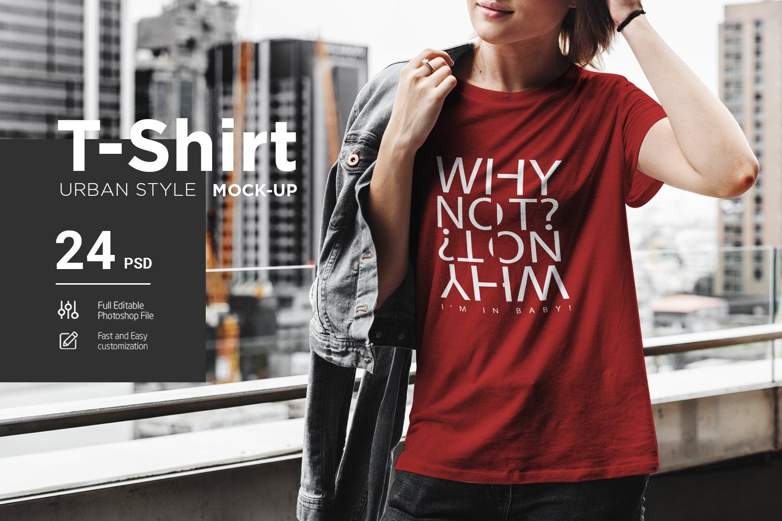 Download T Shirt Mock Up Urban Style Urban Fashion Girls Tshirts Style