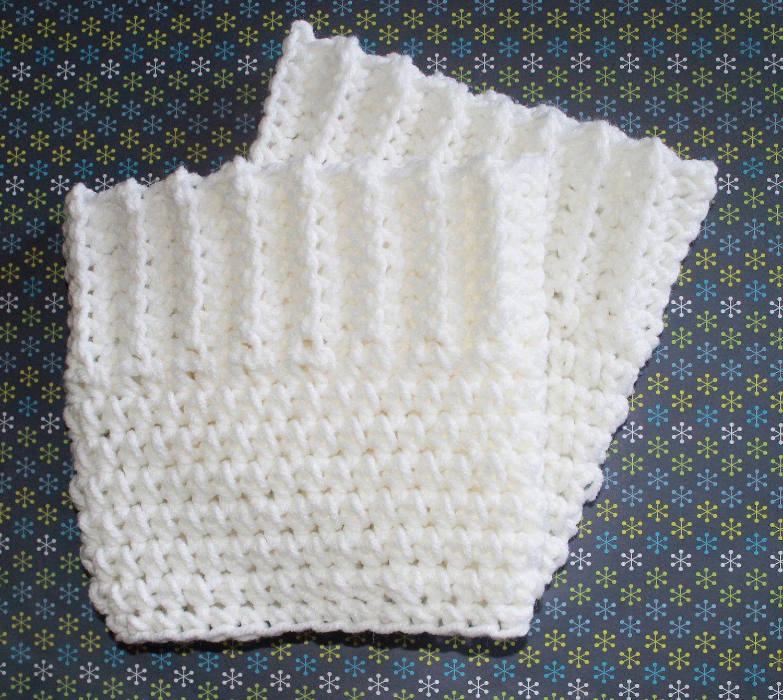 PATTERN for Crochet Winter Boot Cuffs | If u crochet, knit or sew ...