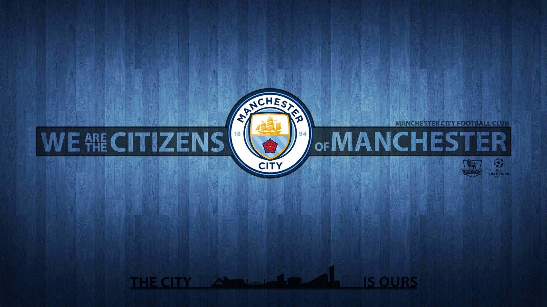 Manchester City For Desktop Wallpaper Manchester City Logo Manchester City Wallpaper Manchester City