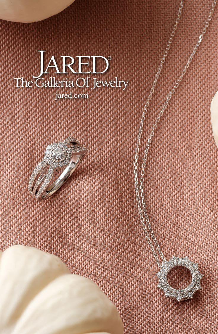 This season fall in love with beautiful jewelry in 14 karat gold