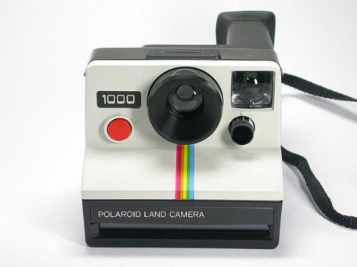 Polaroid Land Camera 1000 Sofortbildkamera Fur Amazon De Kamera