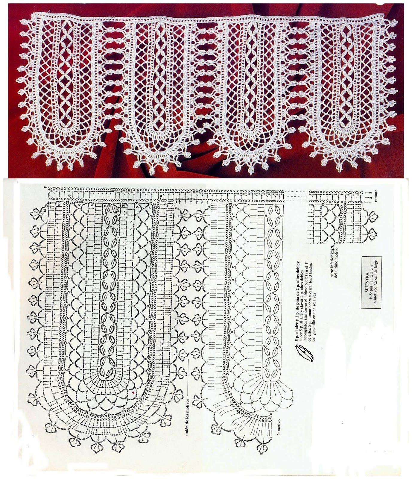 Epingle Par Maricela Gonzalez Sur Crochet