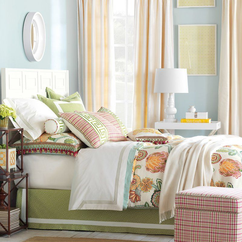 Eastern Accents Portia Duvet Cover Collection & Reviews