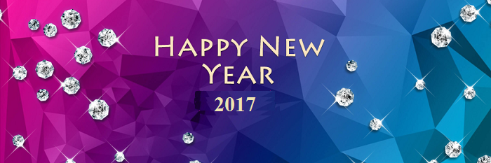 happy new year 2017 profile facebook images