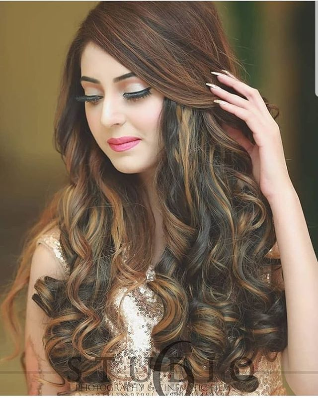 Beauty Of Pakistan Pakistanis Beauty Instagram Photos And Videos Front Hair Styles Beauty Thick Hair Styles