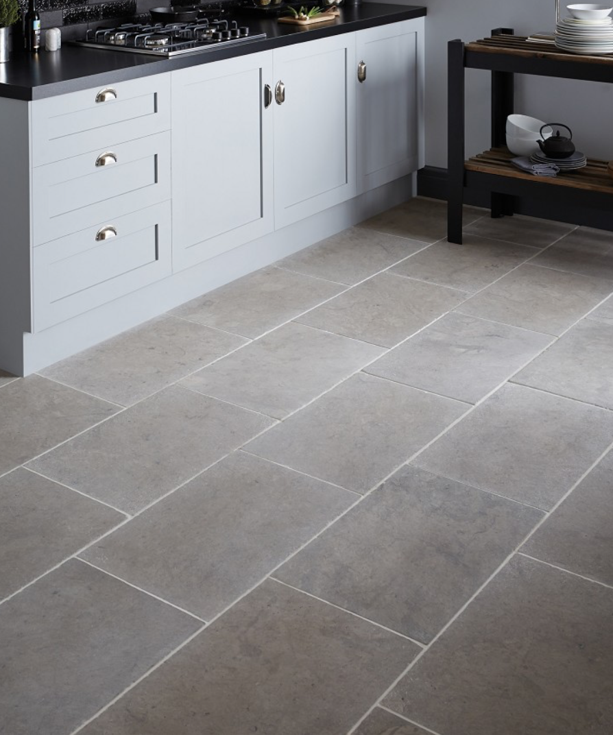 Limestone Floor Tiles For Utility, Porch Areas