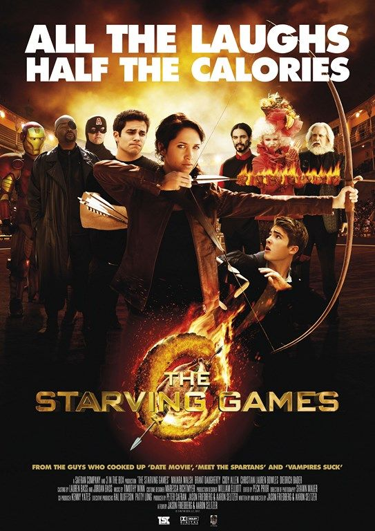 Pin On The Starving Games