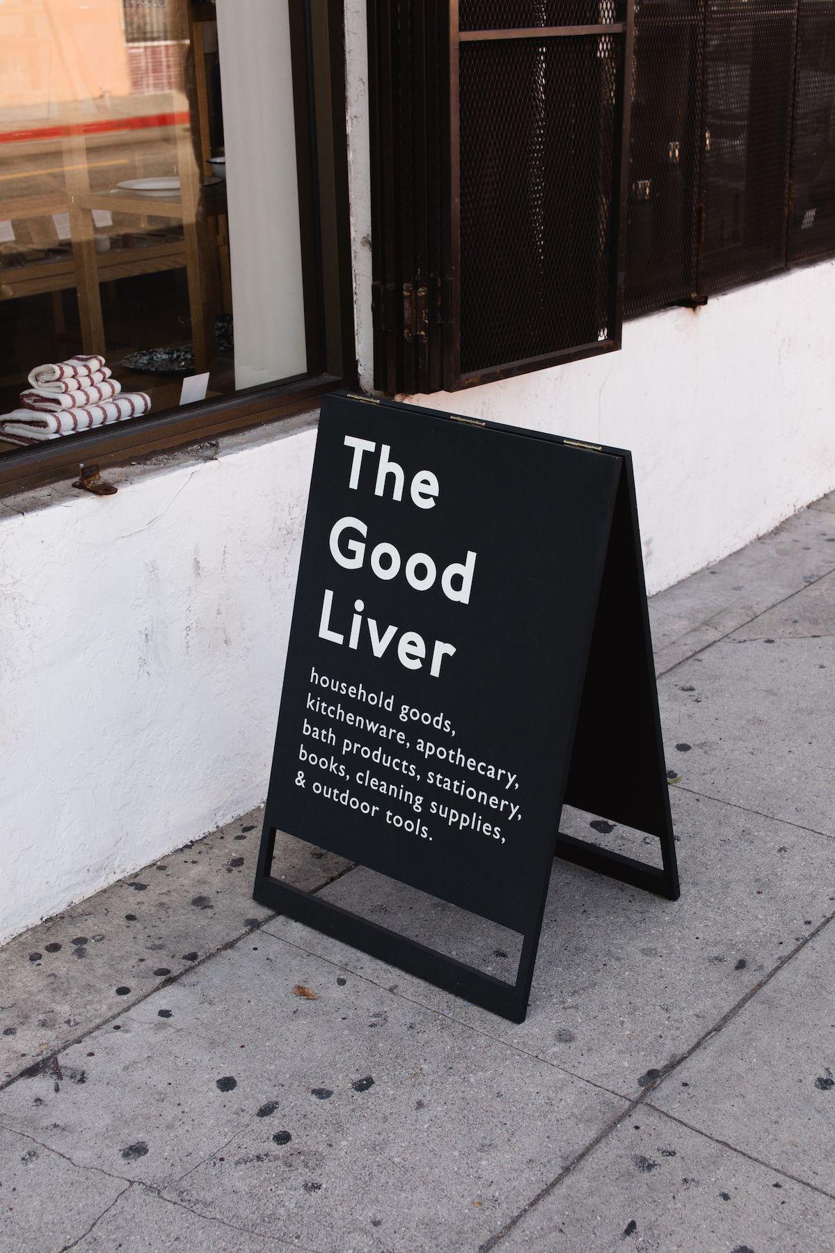 The Good Liver La Fashion And Lifestyle Blog Take Aim サイン デザイン コーヒーの看板 A看板