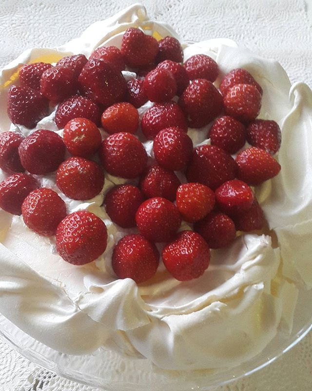 #leivojakoristele #mansikkahaaste Kiitos @vanilijavadelma