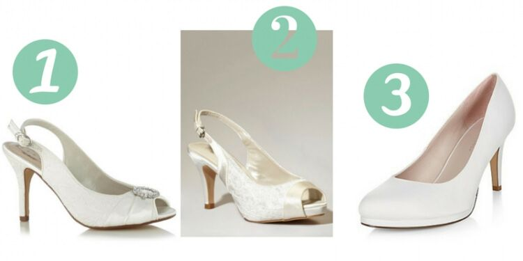 Wide Fit Wedding Shoes for Under £50 http://bit.ly/1DLxYgn #wedding #weddingshoes #cheap #budget