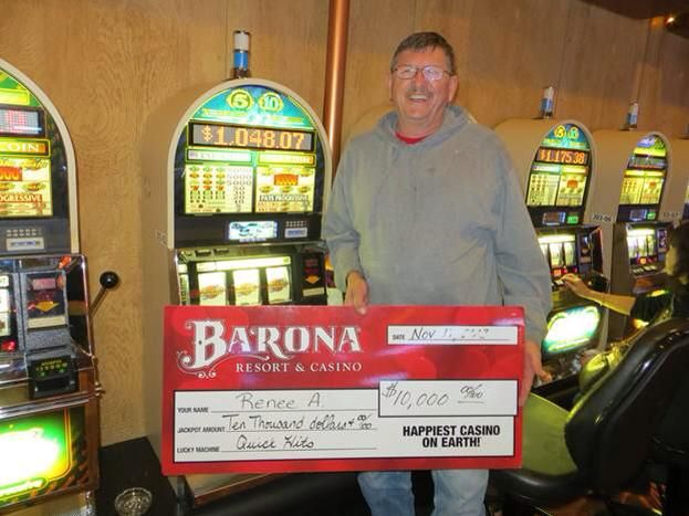 Barona casino slot winners moringo casino