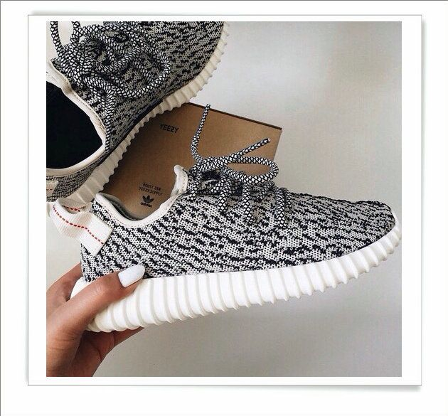 e7e9682585d grey yeezys black and white yeezys only worn 2 times Yeezy Shoes Sneakers -  o shoes store