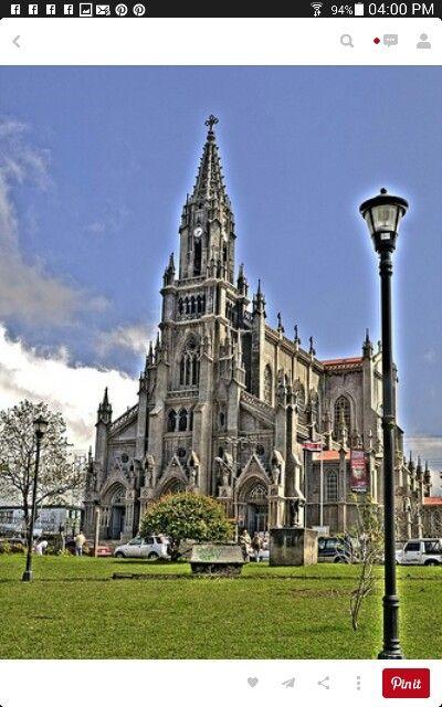 Iglesia de Coronado.
