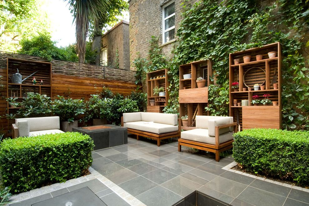beautiful small courtyard gardens complete with iron patio on beautiful backyard garden design ideas and remodel create your extraordinary garden id=32973