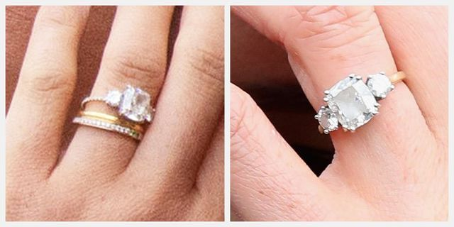 See Meghan Markle S Simply Chic Wedding Ring In 2020 Meghan Markle Engagement Ring Meghan Markle Wedding Ring Megan Markle Engagement Ring