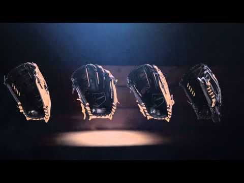 Nike Diamond Elite Pro Baseball Glove - YouTube