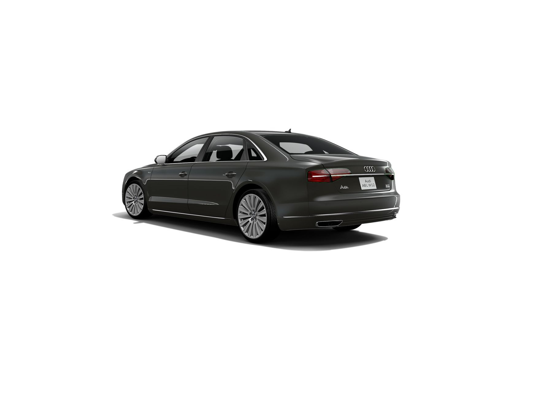 Build Your Own Audi A8 L W12 And Choose Among Its Wealth Of