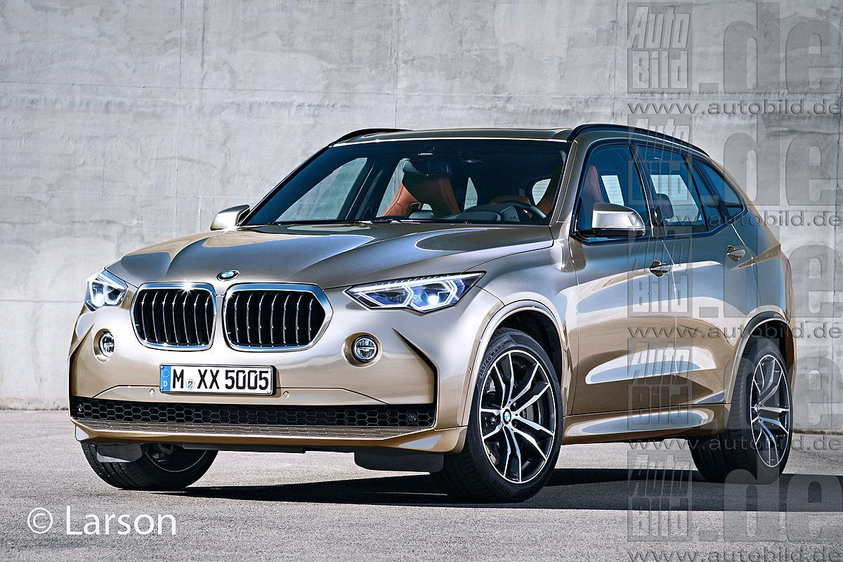 2019 Bmw X5 Rendering Shows An Edgy Design Http Www Bmwblog