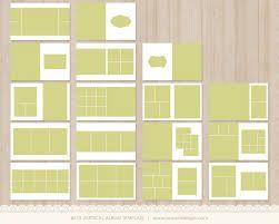 8x10 album templates - Google Search | Photo collage