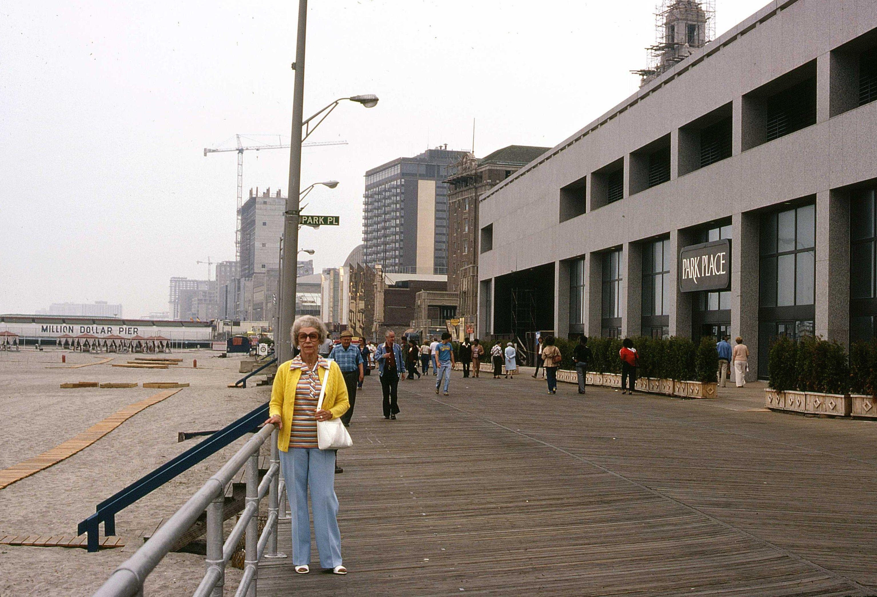 1980 Park Place Now Ballys Atlantic City Pics My Favorite Things