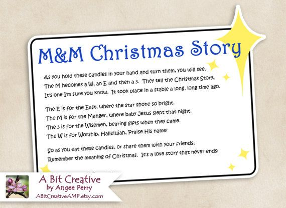 M Christmas Story Stocking Stuffer Winter Gag Gift Design - DIY ...
