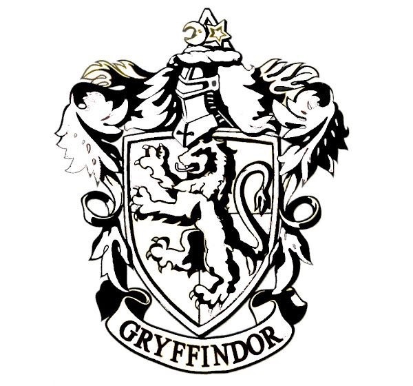 aesthetics in 2020 | Gryffindor crest, Harry potter ...