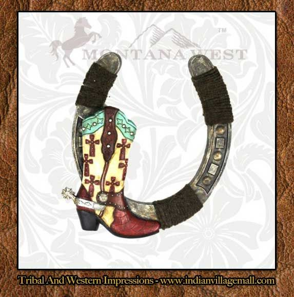 Tribal And Western Impressions Cross Art And Wall Decor