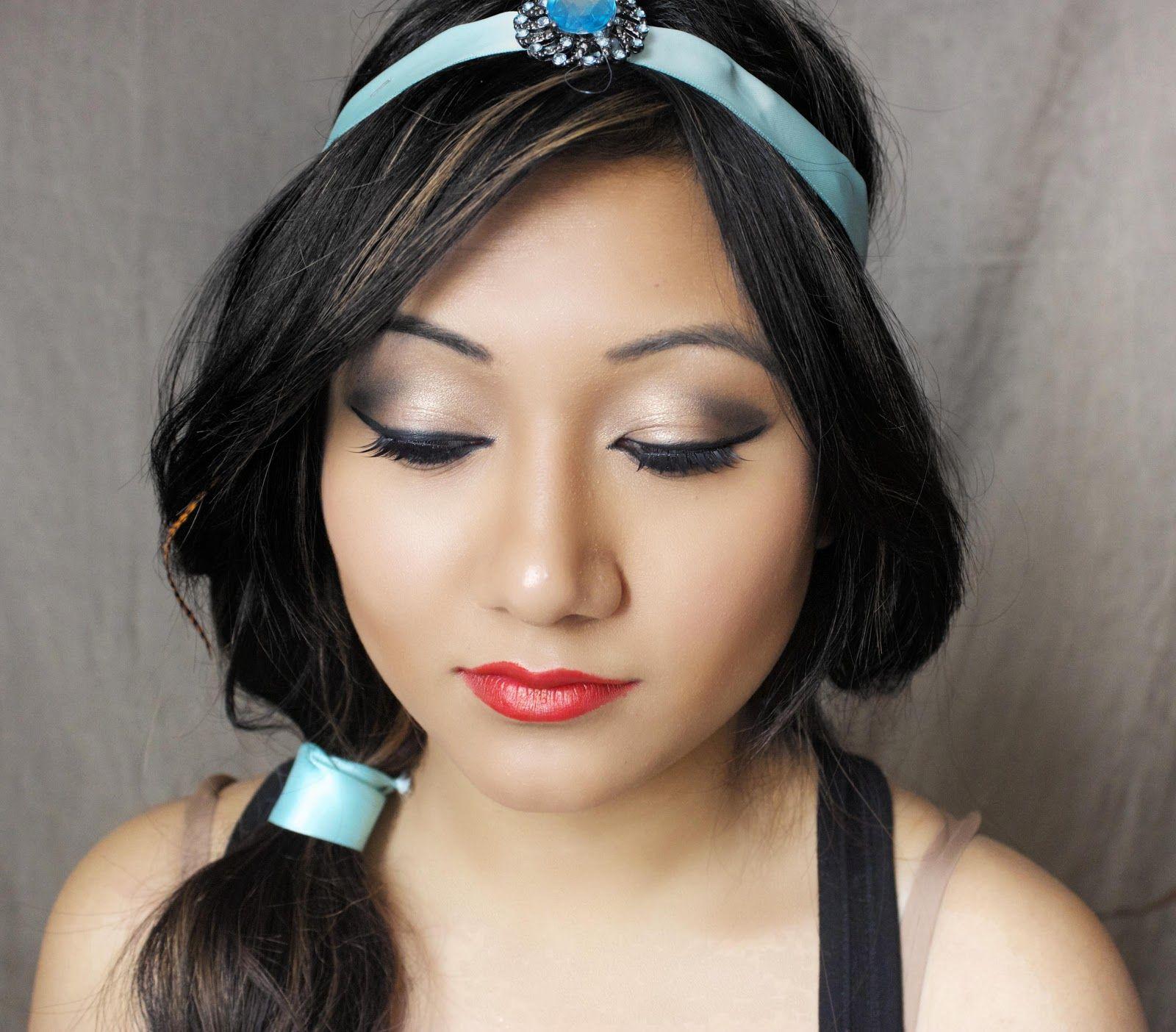 Makeup by MAK: Princess Jasmine Makeup Look