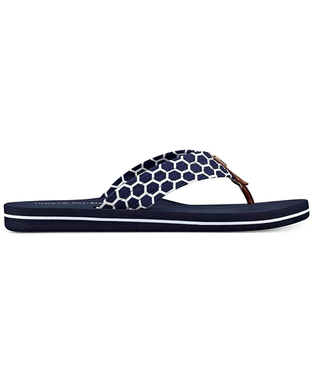 Tommy Hilfiger Womens Cargo Open Toe Casual Very Kind Of Your Presence To Have Dropped By To View Our Photo Womens Flip Flops Women Cargos Tommy Hilfiger