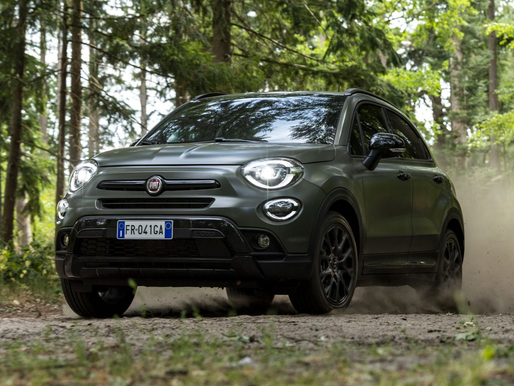 Fiat 500x Cross S Design 334 2019 Rs6 R129
