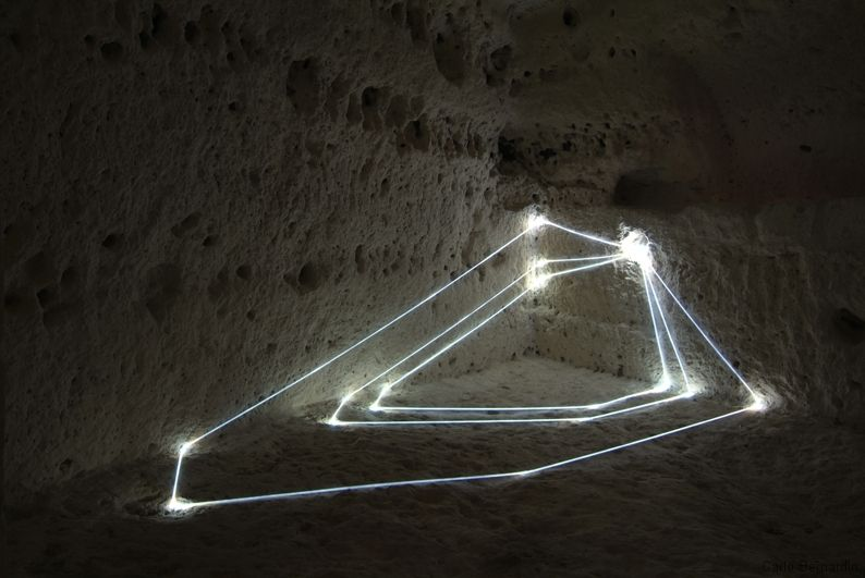 Carlo Bernardini Light Installation