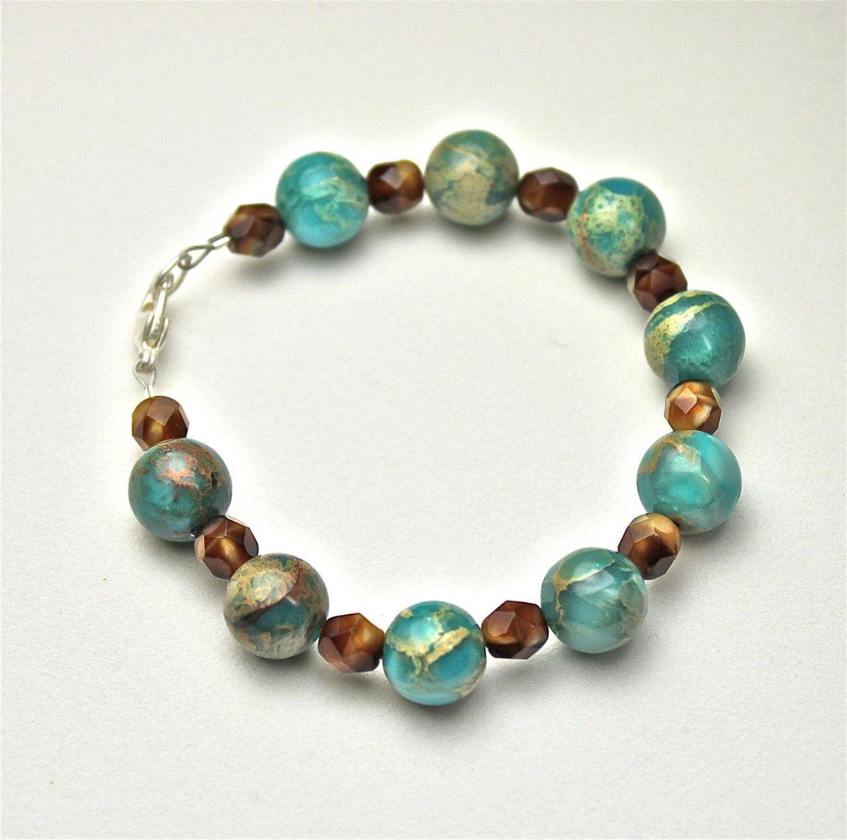 How to Make Beaded Bracelets | Beaded bracelets | Pinterest ...