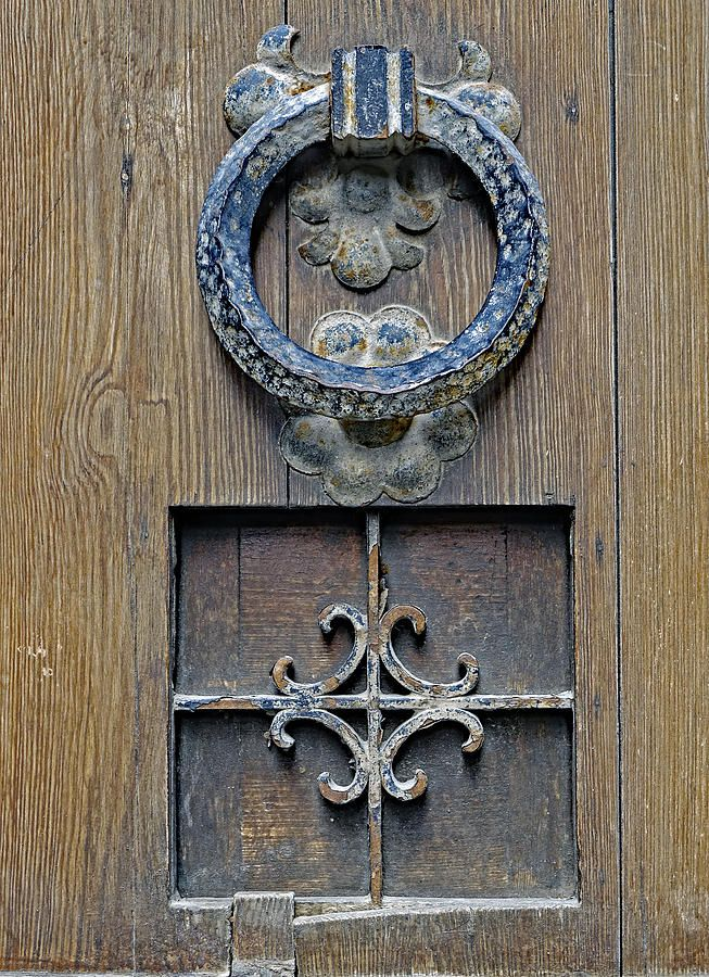 Old Door Knocker In Palma Majorca Spain By Rick Rosenshein Palma Majorca Spain Majorca Old Door
