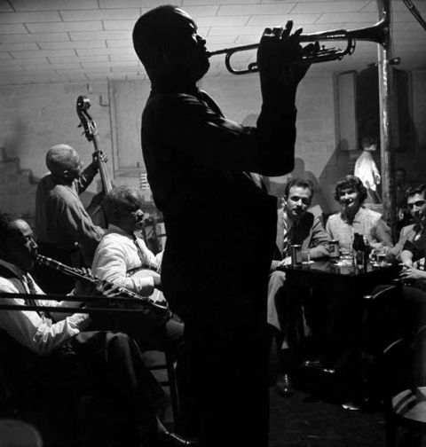 Jazz nights Kubrick - Stanley Kubrick's Jazz Photography