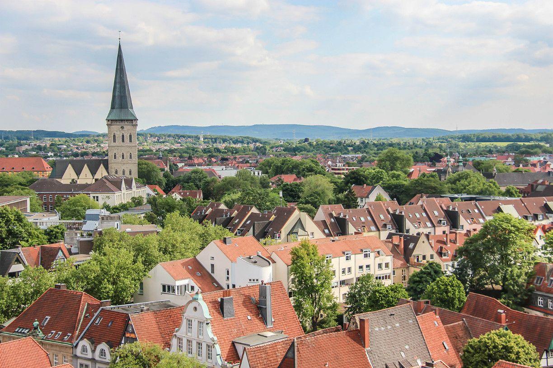 Cooles Osnabruck Osnabruck Stadtereisen Deutschland Stadte Reise