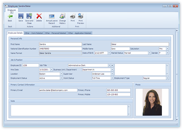 EmployeeRecordPng   Payroll Application