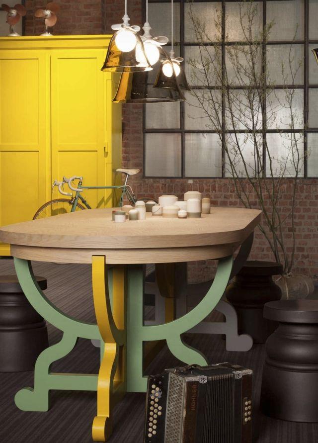 einrichtungsideen fur wohnzimmer designmobel, einrichtungsideen für wohnzimmer: designmöbel als blickfang, Möbel ideen