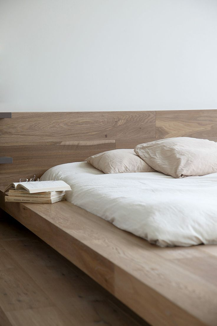 | BEDROOM | when bedroom furniture is integrated into the interior palette as an extension of surfaces and materials