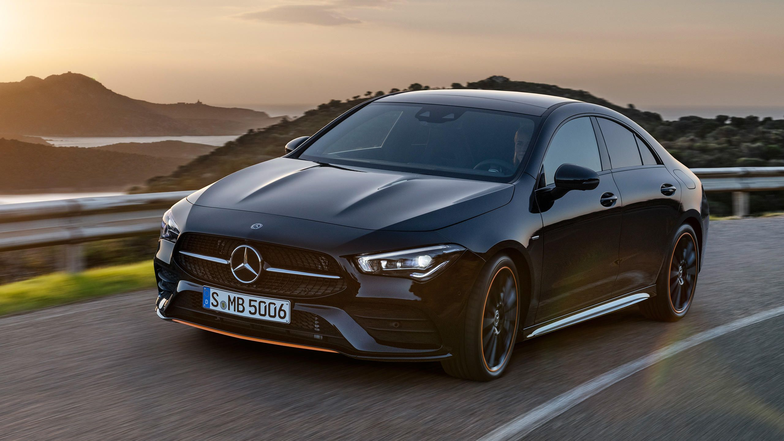 The New Mercedes Benz Cla Coupe C 118 The Design Underlines The