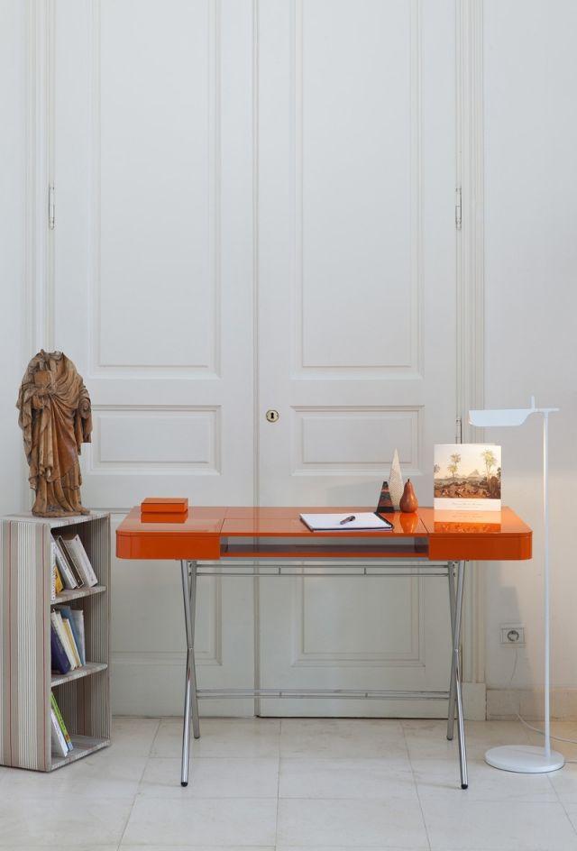 Designer Schreibtisch mit Schubladen Cosimo Desk von Adentro ...