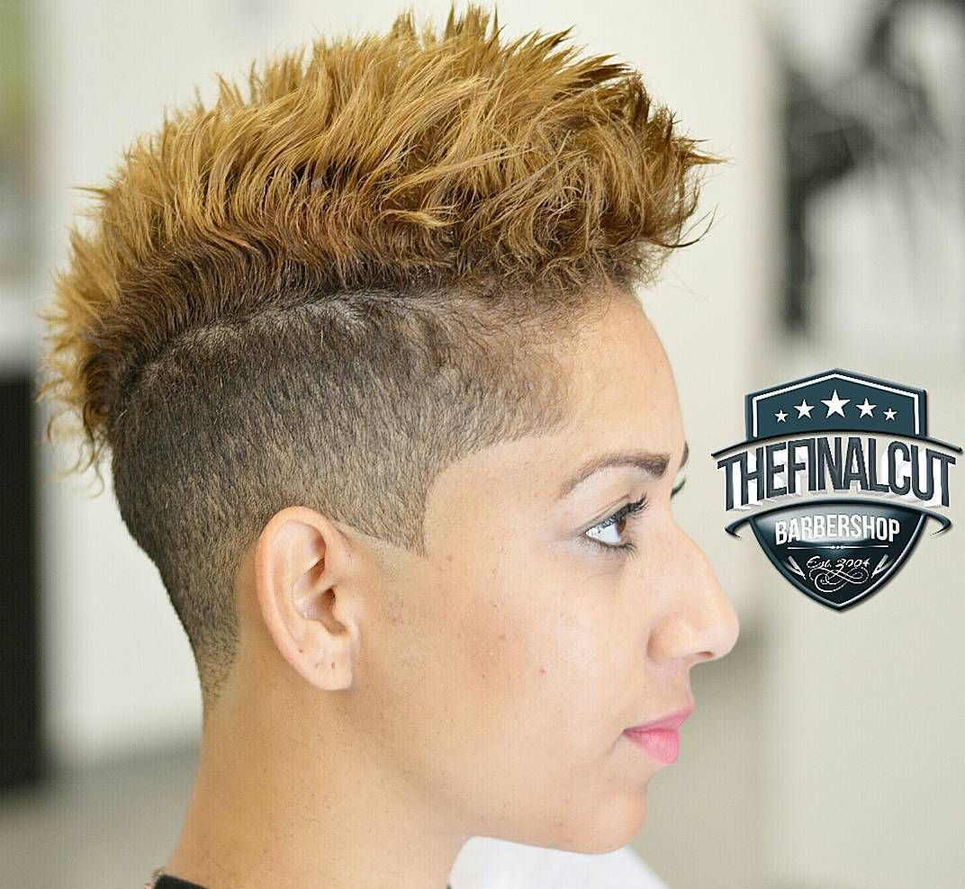 most gorgeous mohawk hairstyles of nowadays short undercuts