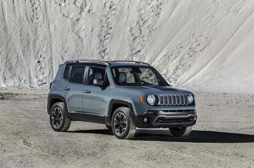 Coleccion Jeep Renegade Jeep Camioneta Jeep
