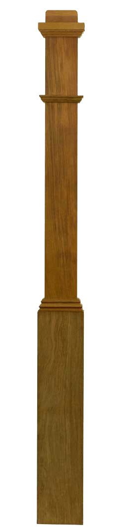 Best 4491 Newel Post 5 Square X 55 Height The 4491 Has A 640 x 480
