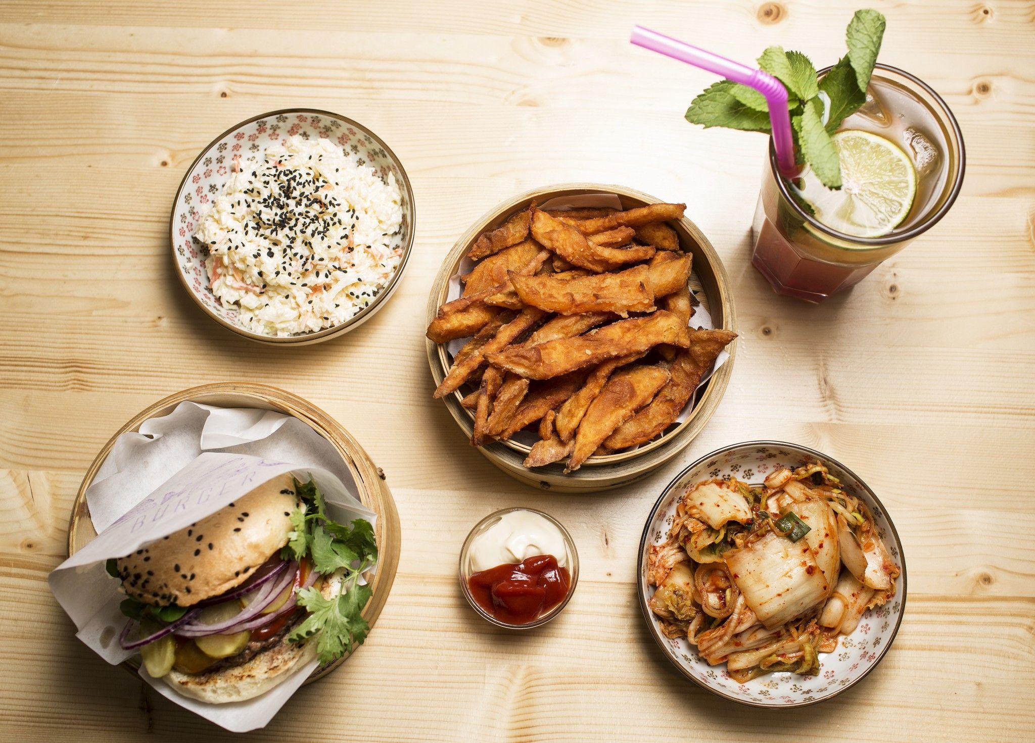 Asiatische Küche shiso burger berlin du isst gerne burger und hast eine vorliebe für