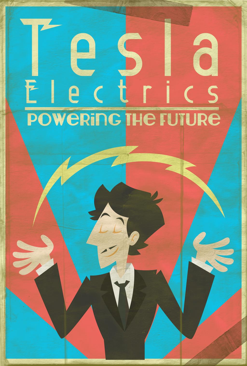 Fanart Tesla Tesla Nikola Tesla Nicolas Tesla